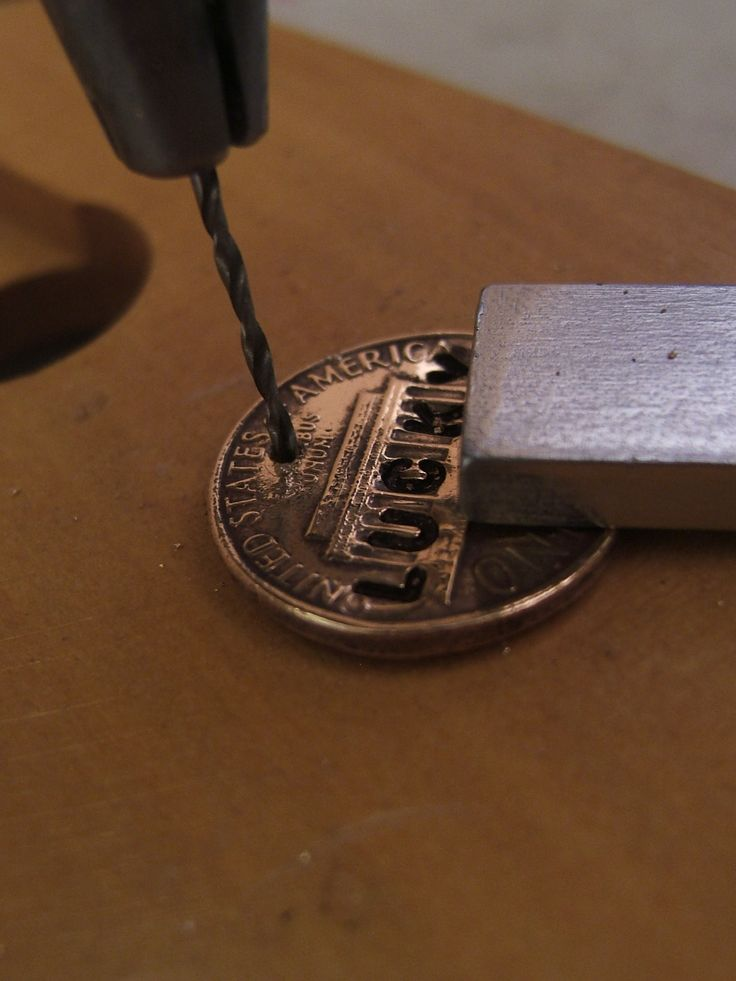 The shiny copper penny… ubiquitous, little valued and surprisingly versatile. In 1983 the U.S. mint, in a cost-cutting maneuver, began making pennies out of zinc, and plating them with copper. Tod...