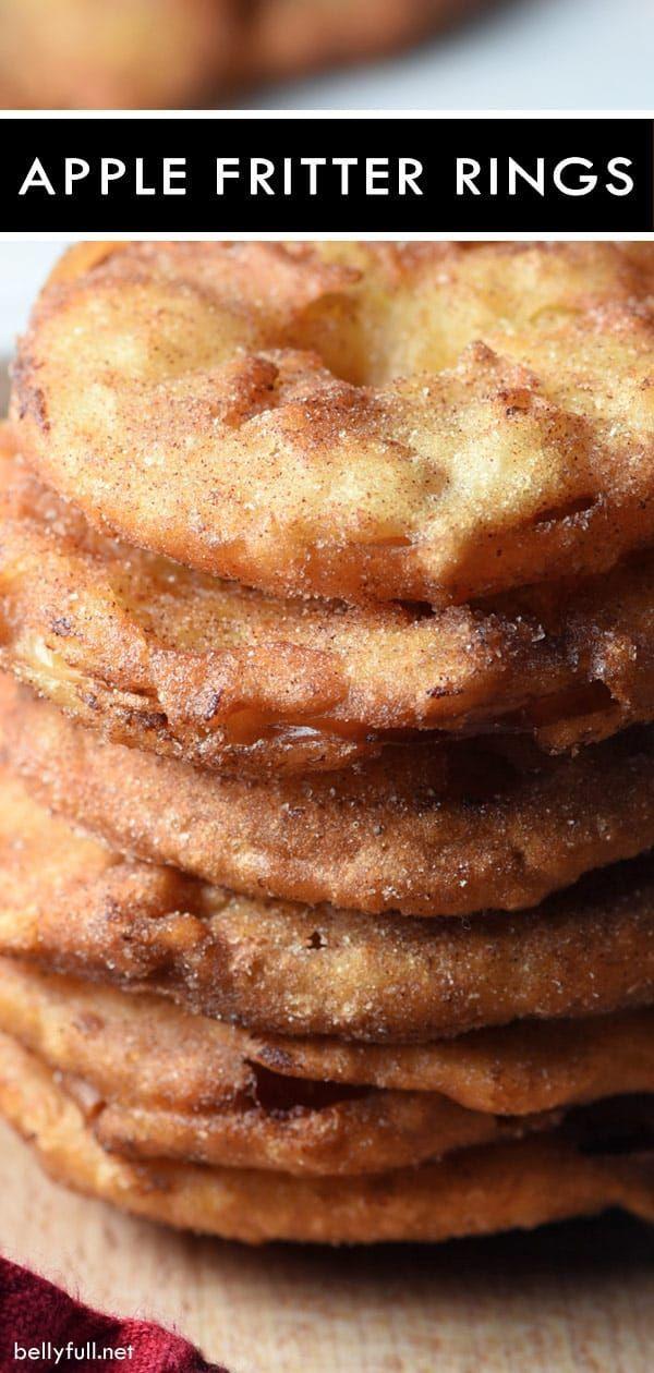 Apple Pie Rings – # Apple Pie # Rings