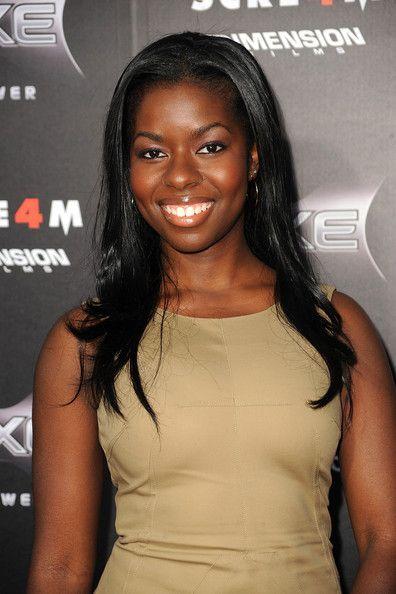 Camille Sooooooo Pretty!!!!! She played the daughter in The Bernie Mac Show.