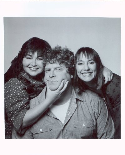 Roseanne; my favorite show in the whole world!!!