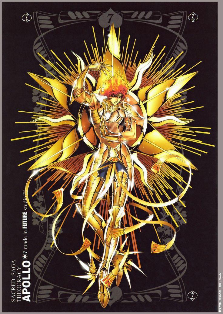 Pin by Cesardechoudens on Dewa Yunani in 2020 Saint