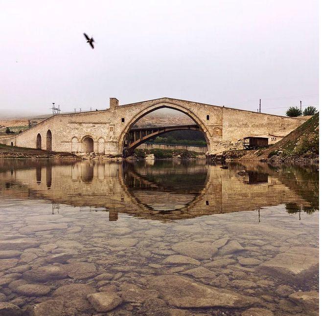 Malabadi köprüsü Diyarbakır -Turkey-