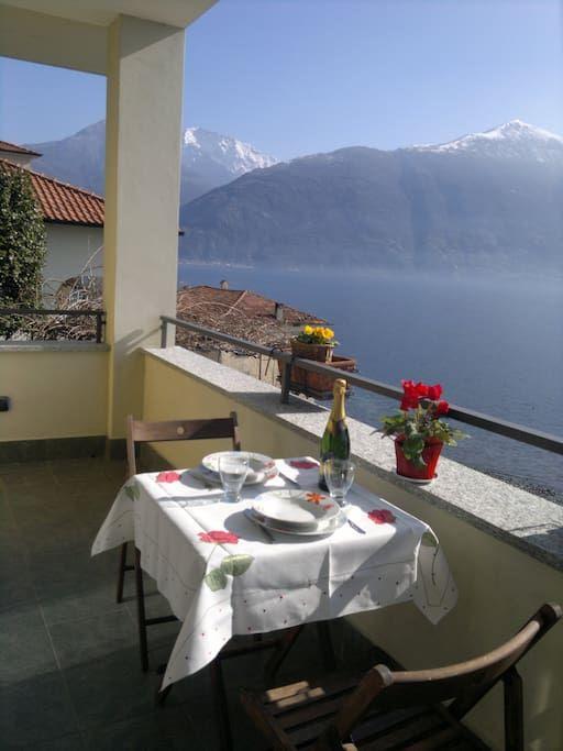 Breathtaking lake view close to  Menaggio – Kiadó Lakás Provincia di Como területén, Lombardia, Olaszország