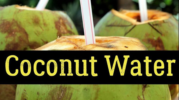 12 Benefits Of Drinking Coconut Water Daily