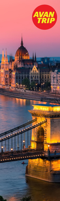 Adivinanza: Dos ciudades separadas por el río Danubio que se unieron para convertirse en la capital de Hungría... ¿Qué lugar está visitando Avantrip? - Contestá con #AvantripQuizViajero - Mucha Suerte! -------- Respuesta: #Budapest #Hungria #Hungary
