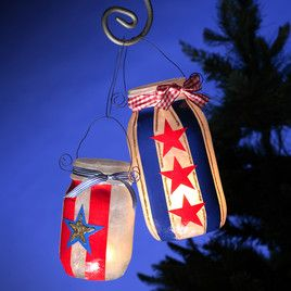 Keep your backyard illuminated on late #summer nights with these star lanterns from @ILoveto Create