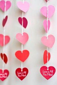 Heart Garland <3