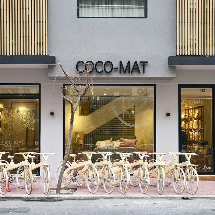 Coco-Mat bike life