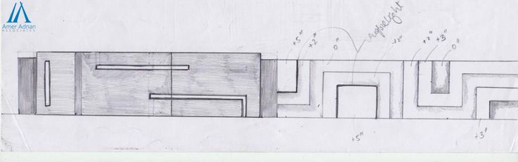Boundary Wall sketch work by AAA Sketches Pinterest