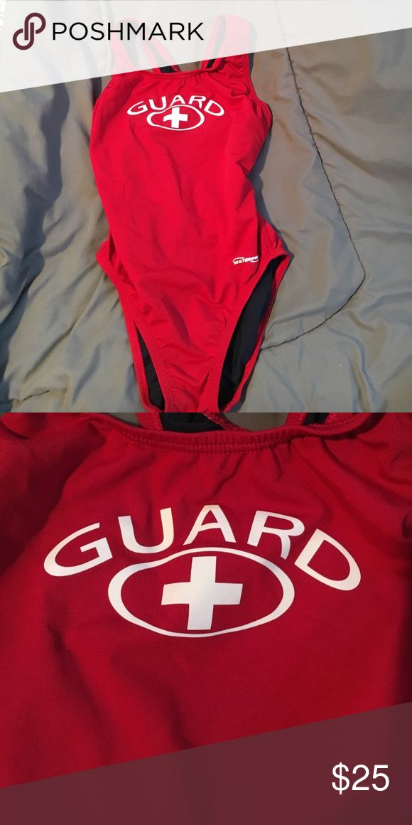NWOT! Lifeguarding swimsuit Purchased and never worn! Swim