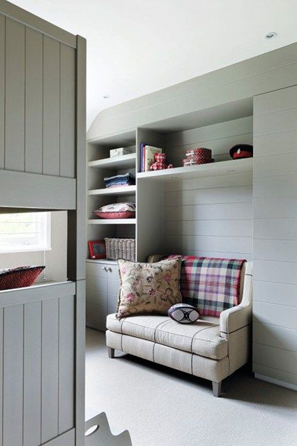What every house needs-a reading nook.
