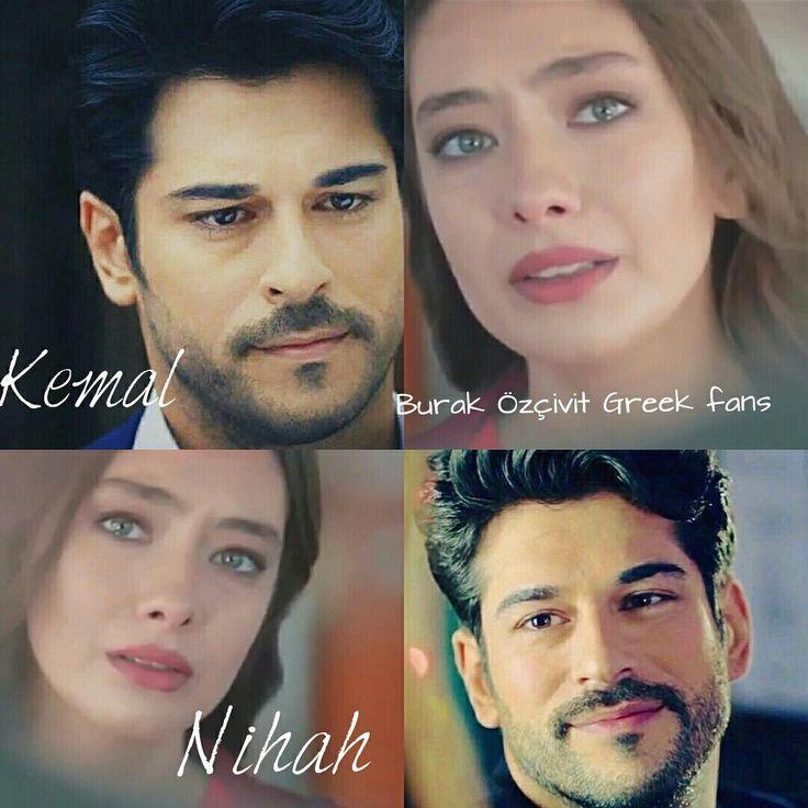 Aşk ♡ Kemal ☆ Nihan ❤❤ #karasevda #buraközçivit  #neslihan