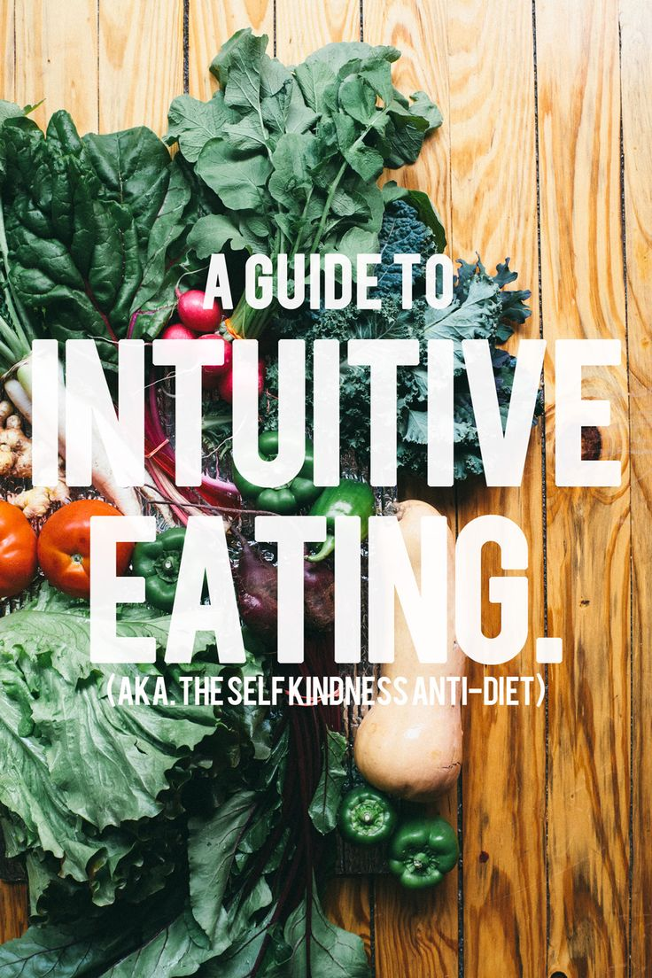 A Guide to Intuitive Eating (AKA. The Self Kindness Anti-Diet) | Brewing Happiness Brewing Happiness