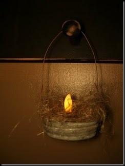 Simple lightingCrafts Ideas, Mason Jar Lids, Canning Jars, Mason Jars Lids, Candles Holders, Teas Lights, Country Mason Jars Crafts, Primitives Mason Jars Crafts, Christmas Ornaments