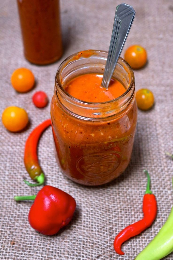 Homemade Hot Sauce - Naked Cuisine