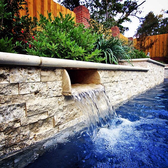 20 best water images on pinterest water fountains water for Pool design 1970