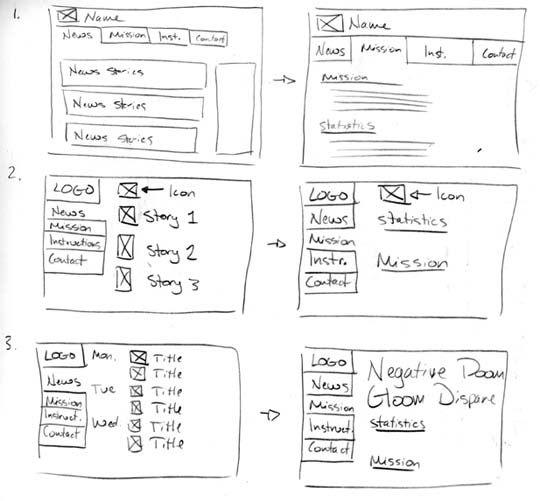 8.website sketches