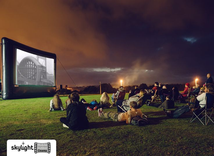 Skylight Cinema | Mobile Outdoor Cinema Gallery