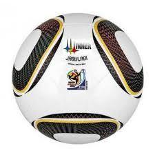Balones a través de la historia del fútbol.
