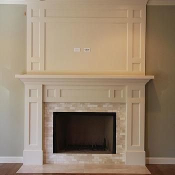 Best 20 Traditional fireplace mantle ideas on Pinterest