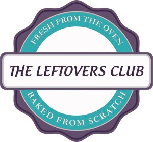 The Leftovers Club - food bloggers exchanging stuff they've made. Sweet idea!