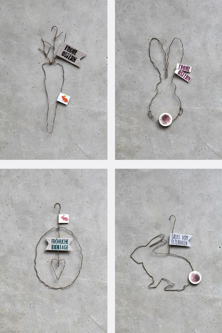 74 best Draht images on Pinterest | Bricolage, Wire work and Diy ...