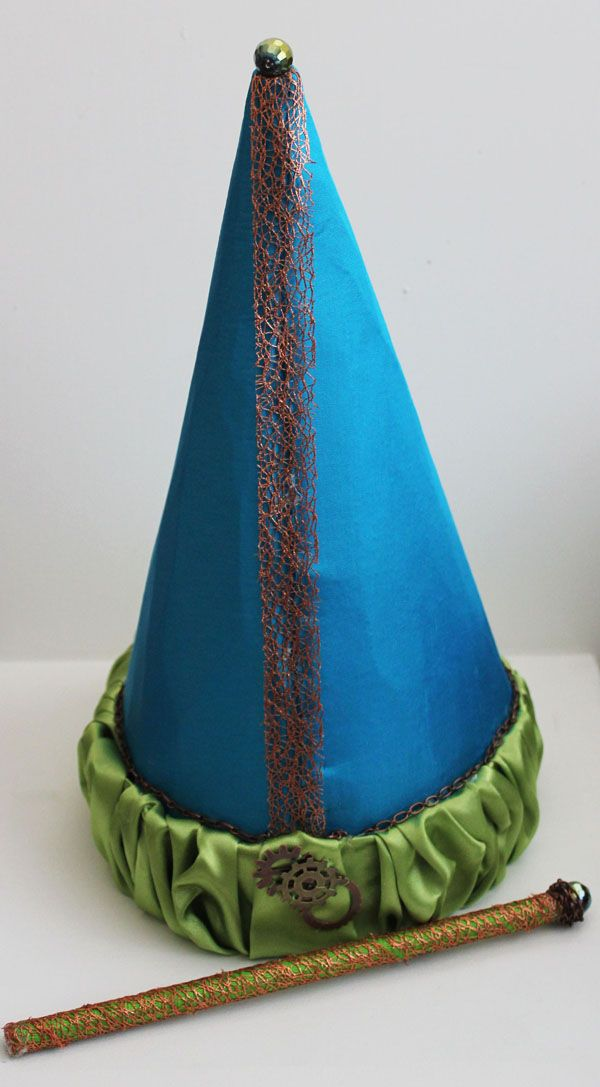 how to make a wizard hat