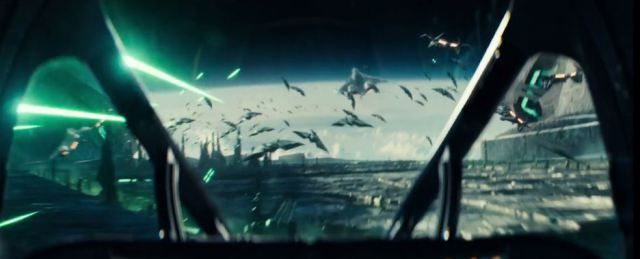 Independence Day Resurgence Official Trailer