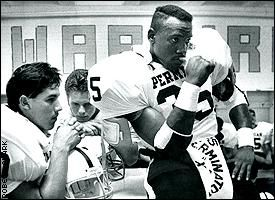 Boobie Miles. Permian High School