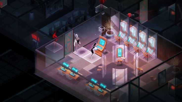 Invisible, Inc. on Steam