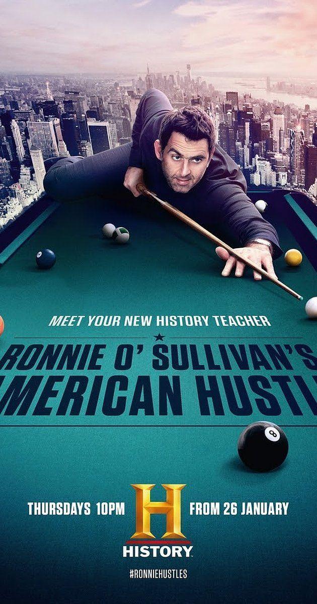 Ronnie O'Sullivan's American Hustle (TV Mini-Series 2017– )