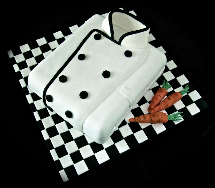 Cake Decorating Chefs : 21 best images about chef cake on Pinterest Birthday ...