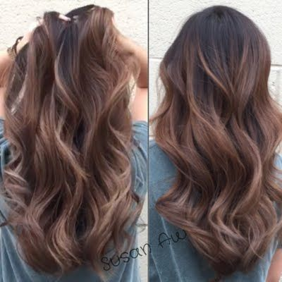 Love these sexy curls by Susan Aw? Discover the Bumble and bumble BBHIO gifts she used to get this 'do!