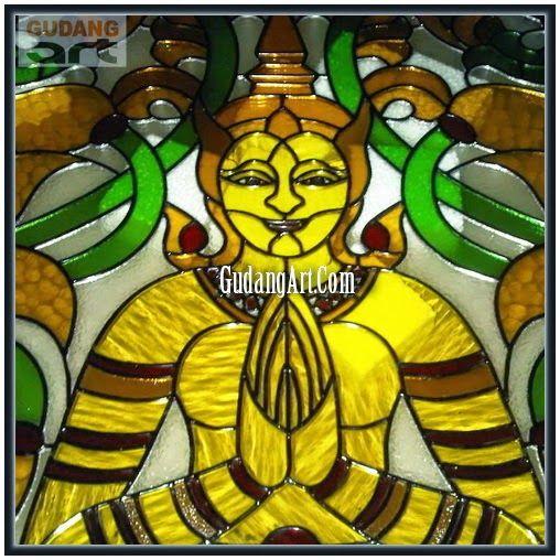 Kaca Patri Gudang Art Gallery - Jogja