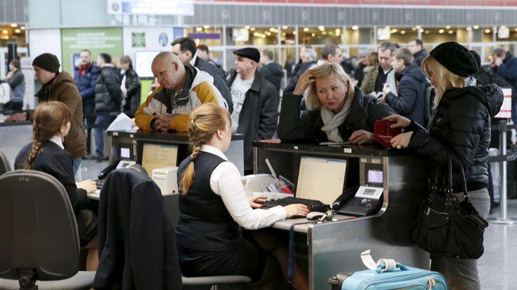 De bancos a aeropuertos: Compañías rusas y ucranianas, atacadas ... - RT en Español - Noticias internacionales
