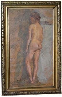 Ipolit Strambu - Nud