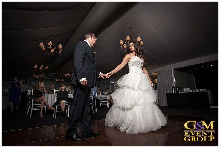 Victoria Park Golf Club Wedding DJ Brisbane - Bridal Watlz || Marquee Wedding #GMEventGroup #DJ @vicparkbrisbane #Wedding #Marquee
