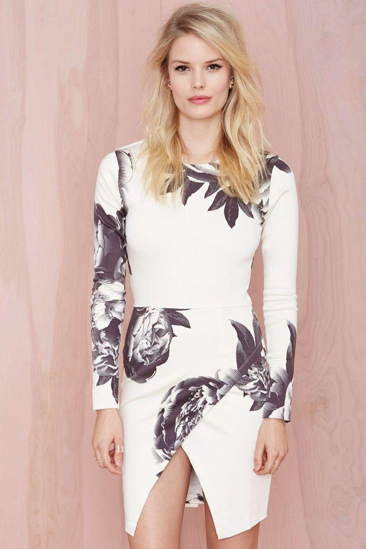 Encontrar Más Vestidos Información acerca de 2015 recién llegado de Maurie & Eve Madison vestido oscuro Bloom, alta calidad Vestidos de Big Little Boutique en Aliexpress.com