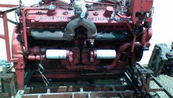 Detroit Diesel 149 Series Engine Parts
