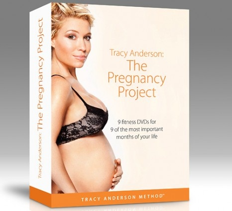 The Pregnancy Project – Tracy Anderson (Elizabeth's Kind Cafe)
