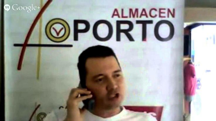 BuenaMar Jeans Radio Presentación Almacén Oporto #LosMaresDeColombia #Meridiano82 #hangout @JorgeEMoncadaA