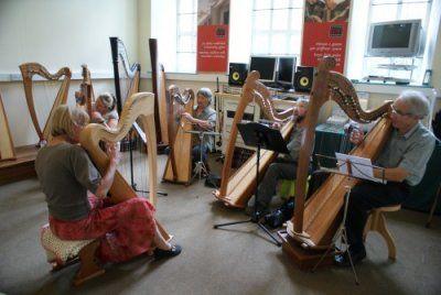 teifi harps
