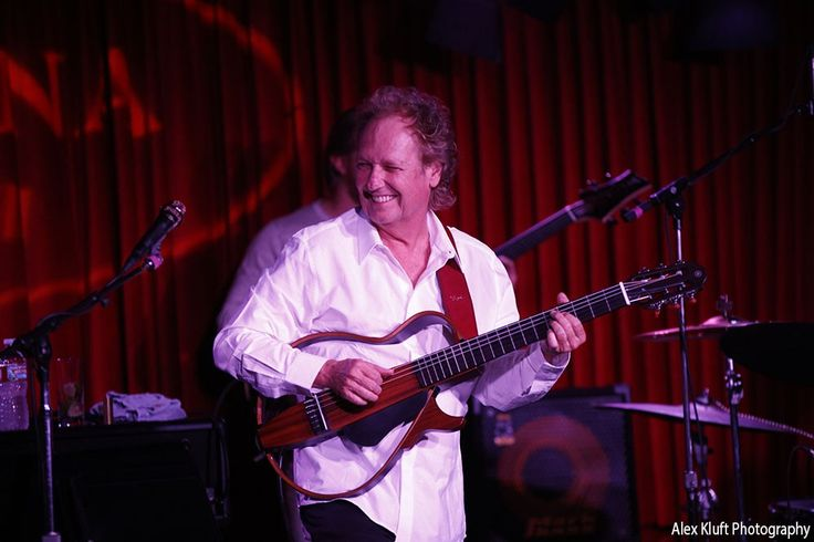 Lee Ritenour at Catalina Jazz Club in Los Angeles, CA | Photo by Alex Kluft. For more, click on image.