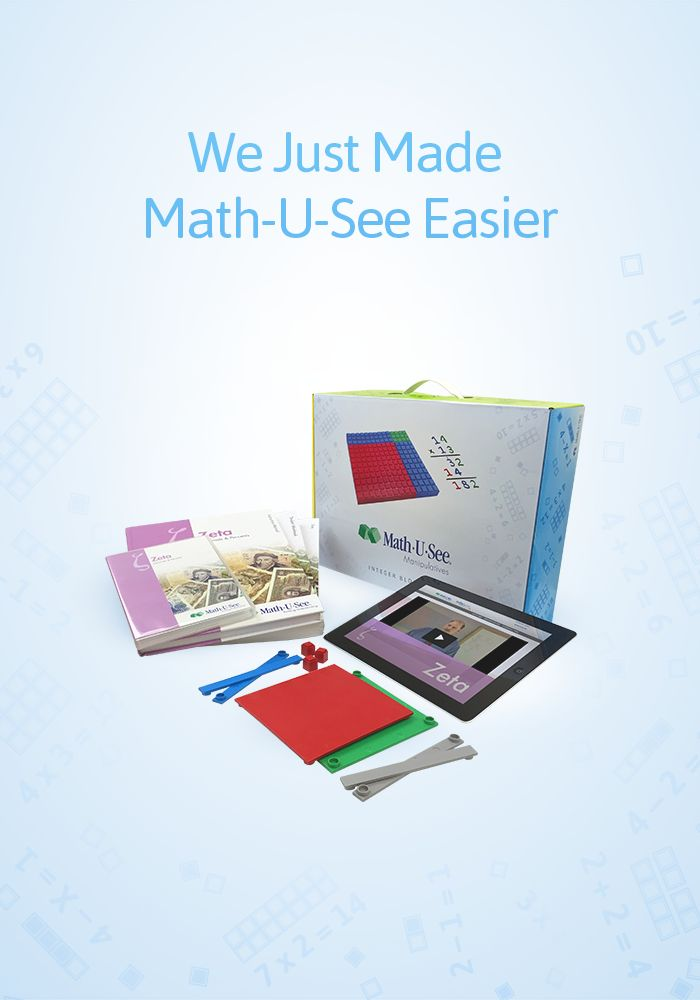 34 best Math-U-See Resources images on Pinterest | Homeschool ...