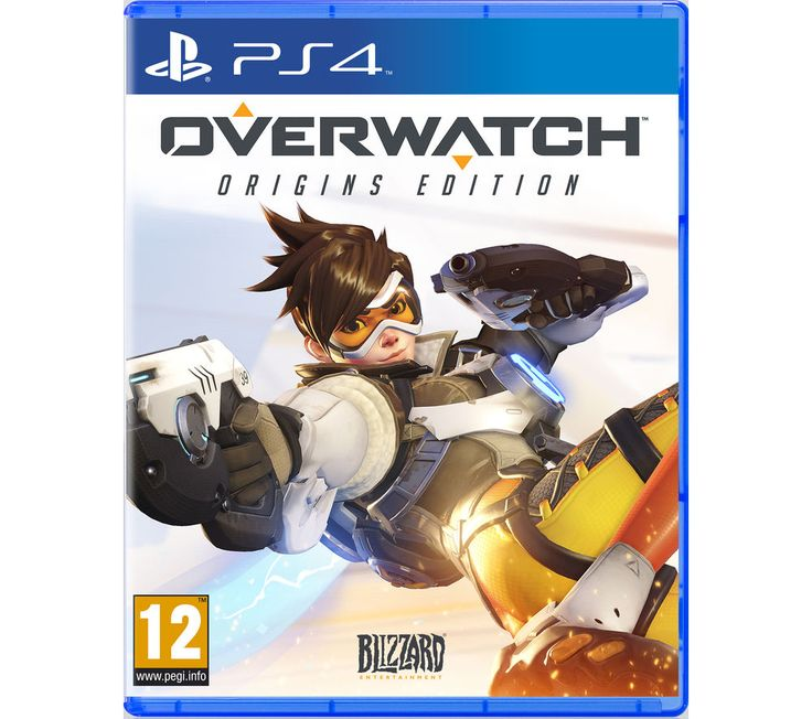 PLAYSTATION 4  Overwatch Price: £ 43.99 Top features: - Exciting multiplayer Sci-Fi shooter - Choose from 21 heroes with unique weapon classes & abilities - Over 10 multiplayer maps & six exciting game modes - Take part in frantic online matches with weekly rule changes Exciting multiplayer Sci-Fi shooter In Overwatch you play as one of several heroes in an exhilarating first-person shooter....