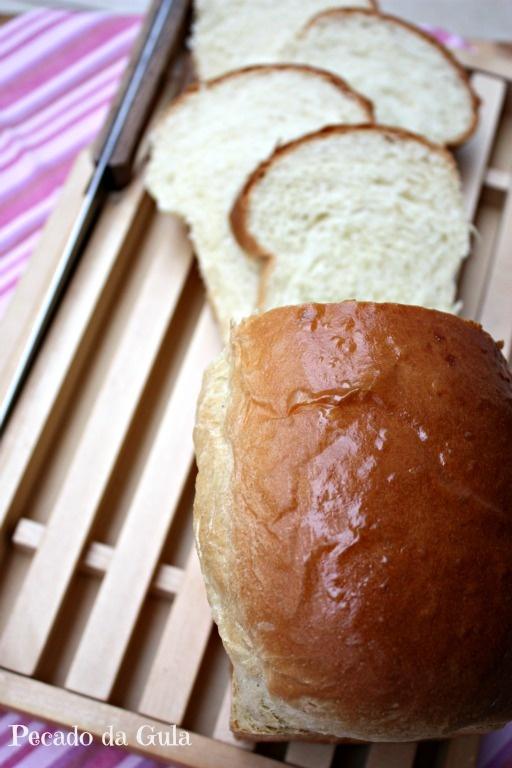 PECADO DA GULA: Pão doce português ao estilo havaiano