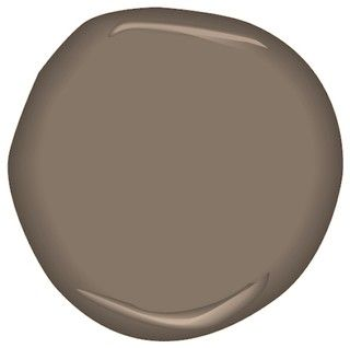 Went all-in for dark and cave-like.  Our new bedroom paint color, Hot Cocoa by Benjamin Moore.