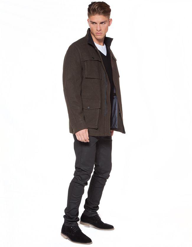 Lost Monarchy The Presenter Jacket | Men's Jackets & Coats | Hallenstein Brothers