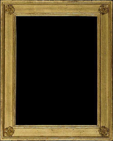 Antique Gold Frame - 16th Century Cassetta Frame