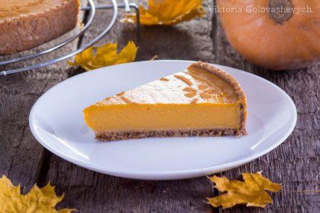 Тыквенный пирог: американский рецепт на День благодарения